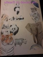 endangered species( not finished) by FTerza