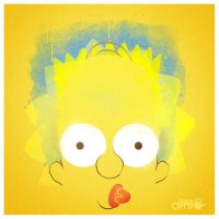 Simpsons by AlbertoArni