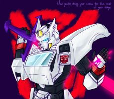 TF Drift - Cargando tu Cruz by plantman-exe