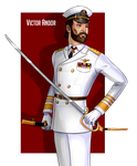 Kiriban - Victor Andor by Hate-Incarnate