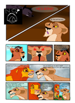 Comic TLK IV Returns- Prologue part 3 by WelpPwr