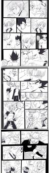 WHAT'S WRONG WITH VEGETA by Sandra-delaIglesia