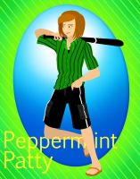 Peppermint Patty by golddew