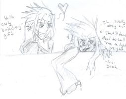 Saix is a Light Weight by Click-Boom