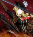 Bloodborne - Lady Maria of the Astral Clocktower by iforher