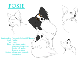 Character Profile - Posie by shelzie