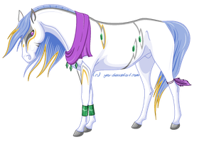 DuskHorse Design by yvor