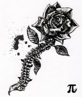 Thorn in my Spine by TheMadRoman