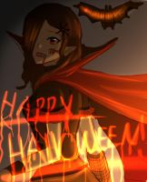 Happy Halloween by AngelofHapiness