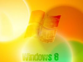 Windows 8 logo by Faisalharoon