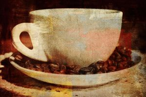 Cup of coffee by AnastasiiaS