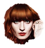 Florence Welch by aragorn402