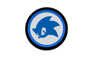 Sonic's Album Logo by Millerwireless
