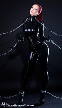 Lost in Chains by SusanWayland