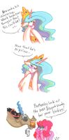 I guess there's something there by Ghost-Peacock