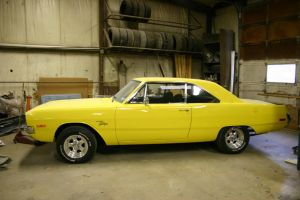 Dodge Dart Swinger by Della-Stock