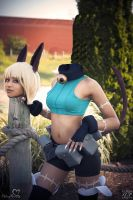Ms Fortune headless by SandersKlaus