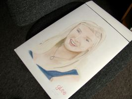 Heather Morris by LauraLeeIlly