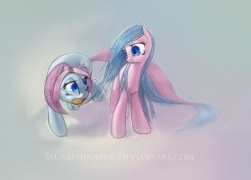 Spa Twins brushie by Saurabhinator
