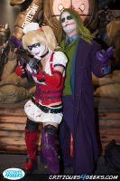 B-Man is always getting in the way! Right, Mr. J? by Mistress-Quinzel