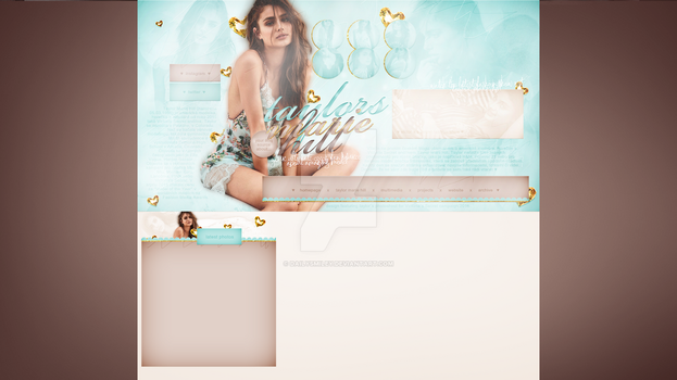 Ordered design (taylorsmariehill.blog.cz) by dailysmiley