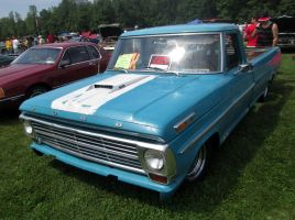 (1969) Ford F-100 Stepside by auroraTerra