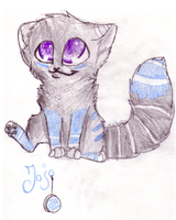 Traditional chibi for Blutfell by MissLayira