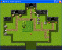 Warriors: Next Generation RPG Game by HOAFan