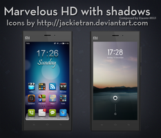 Marvelous HD v3 for MIUI by Xiaomi-MIUI