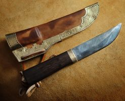 viking knife by mopasrep