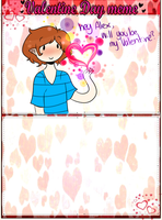 Valentine meme: Faolan by Ask-The-Bros