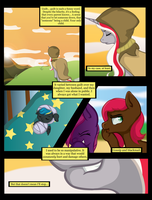 The Espionage Project (Page 1) by BlueZircon-DA