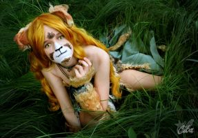 Kitty from the Woods by Cita-la-Star
