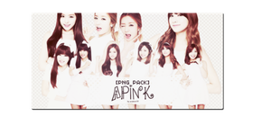 [PNG PACK] APINK FOR G9 CF by babyjung2