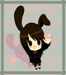 :Silly rabbit: by maikyuu