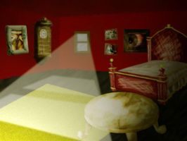 The Happy Room by psychicbologna