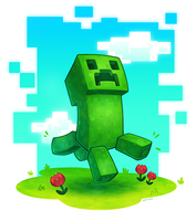 creeper frolic by leahmsmith
