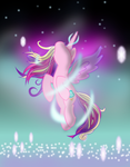 Cadance's Ascension (400 WATCHER SPECIAL) by TheShadowStone