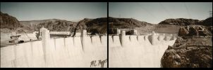 Hoover Dam Panorama by The-Necromancer