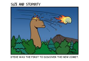 Comet by Size-And-Stupidity