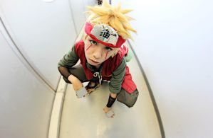Uzumaki Naruto cosplay by Deadelmale
