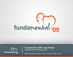Fundamental 2009 Logo by designerscouch