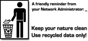 Network Traffic Recycle by norbert79