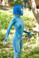 Halo - Cortana 8 by Hyokenseisou-Cosplay