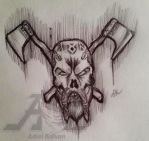 Quick Nord Skull by 71ADL17