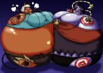 Skullgirl Blimps by Yer-Keij-fer-Cash