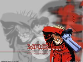 trigun by Frost836