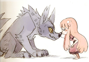 Bubbline. pet by Kunaike