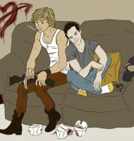 Sherlock: Just a Quiet Valentine's Day at Home by Shuggie