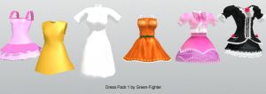 dresspack 1+DL by Sefina-NZ